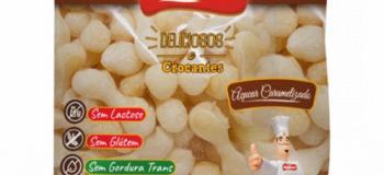 Distribuidora de biscoito de polvilho